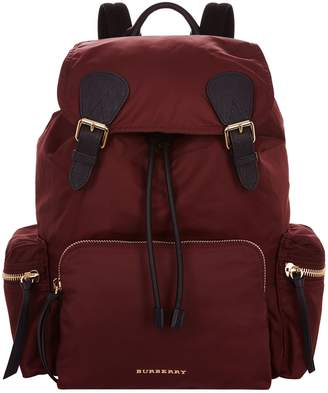 Burberry Large Technical Backpack
