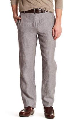 TailorByrd Pebble Beach Linen Pant $125 thestylecure.com
