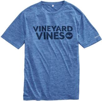 Vineyard Vines Performance Space Dyed T-Shirt