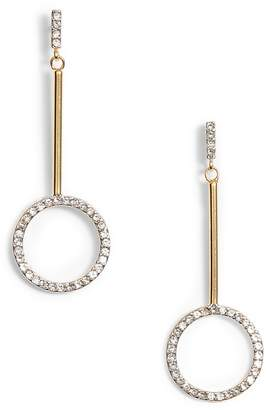 Vince Camuto Linear Earrings