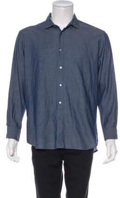 Boglioli Woven Dress Shirt