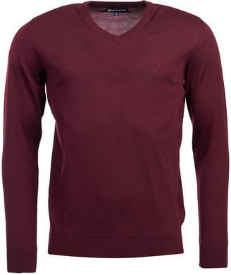 Barbour Men Merino Sweater
