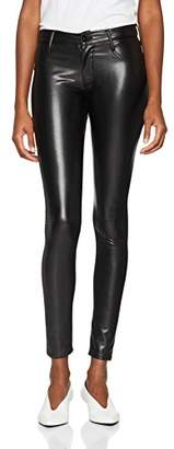 James Jeans Women's Twiggy Dancer Leatherette pants, W31
