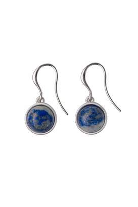 Pilgrim Lapis Lazuli Earrings