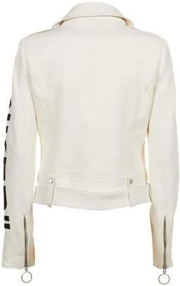 Off-White Off White Classic Biker Jacket