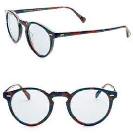 Oliver Peoples Alain Mikli x Gregory Peck 47 Sunglasses