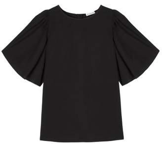 Masscob Sale - Ruffled Sleeve Blouse