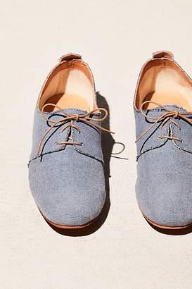 Free People Fp Collection Coastal Saddle Shoe