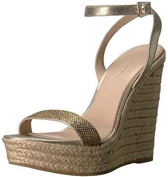 Pelle Moda Women's Only-ms Wedge Sandal