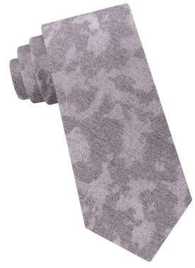Calvin Klein Chalk Camouflage Tie