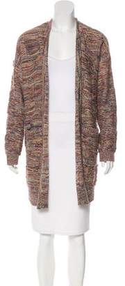 House Of Harlow Long Sleeve Knit Cardigan