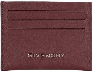 Givenchy Pandora Leather Card Case