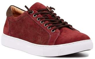 Robert Graham Lima Leather Sneaker