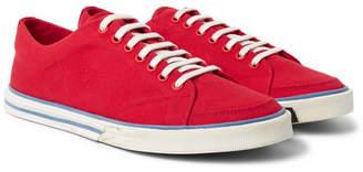 Balenciaga Match Tennis Canvas Sneakers