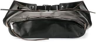 Rick Owens structured belt bag