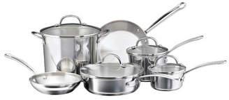 Farberware Millennium 10 Piece Cookware Set