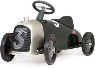 Bentley Baghera Kids Heritage Metal Ride-On Car Toy