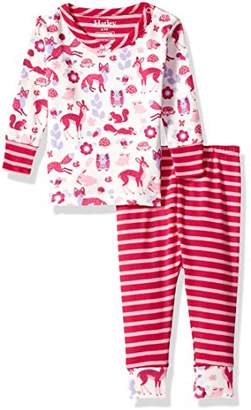 Hatley Baby Girls' Mini Pyjama Sets,6-9 Months