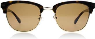 Dunhill SDH013 Tortoise/Gold 738P 51 Sunglasses Tortoise / Gold 738P Polariserade 51mm