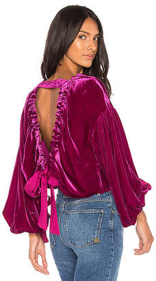 Free People Gimme Some Lovin' Blouse