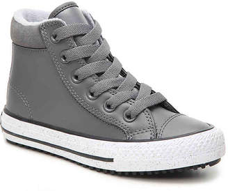 Converse Chuck Taylor All Star Boot Toddler & Youth High-Top Sneaker - Boy's