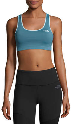The North Face Bounce-B-Gone Sports Bra, Turquoise