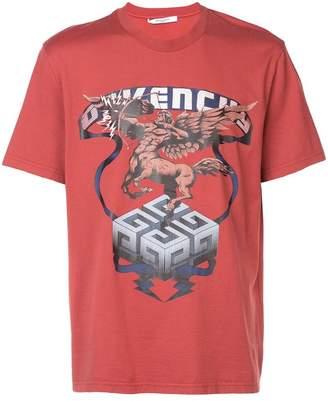 Givenchy centaur print T-shirt