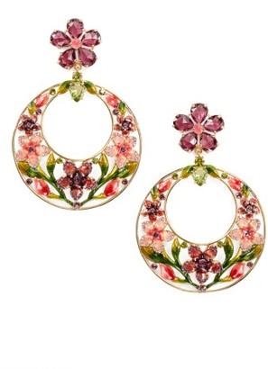 Women's Kate Spade New York In Full Bloom Drop Earrings $128 thestylecure.com