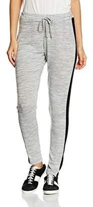 boohoo Women's Baggy Lounge Sports Trousers,8