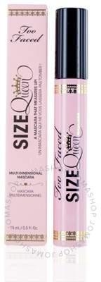 Too Faced / Size Queen Mascara Black .5 oz (15 ml)