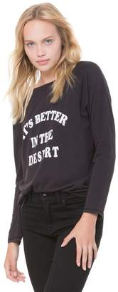 Juicy Couture Better in the Desert Graphic Tee