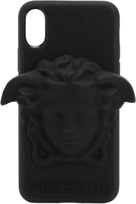 Versace Medusa Embossed I-Phone X Case