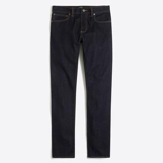 Mercantile slim-fit selvedge jean in dark wash