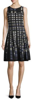 NIC+ZOE Crystal Cove Twirl Dress $228 thestylecure.com