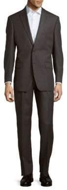Lauren Ralph Lauren Classic-Fit Pinstripe Woolen Suit