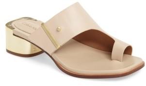 Women's Calvin Klein Aryna Sandal $154.95 thestylecure.com
