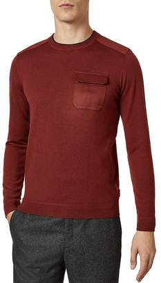 Ted Baker Saysay Long Sleeve Sweater