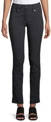 Anatomie Winter Skyler Pinstriped Pants