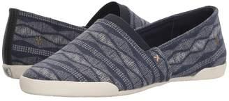 Frye Melanie Canvas Slip-On Women's Slip on Shoes