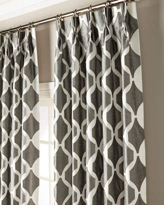 "Thomas Laboratories Misti Modern Luxuries Pascale 120"" Curtain Panel"