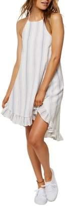 O'Neill Rooney Stripe Sundress