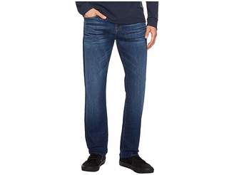 7 For All Mankind The Straight w/ Squiggle Split Seam in Dimension Men's Jeans