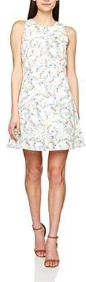 Morgan Women's 171-RIBEL.F/Imprime Fond ECRU/T Jumpsuit, Multicoloured (Imprime Écru), (Manufacturer Size: T)