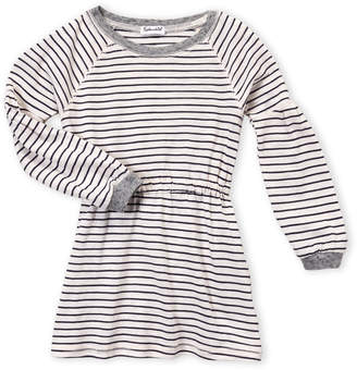 Splendid Toddler Girls) Stripe Raglan T-Shirt Dress