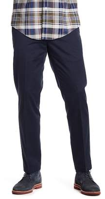 "Brooks Brothers Milano Slim Navy Pants - 30-34"" Inseam"