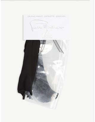 Pierre Mantoux Plastic ankle socks
