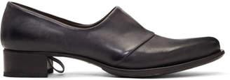 Cherevichkiotvichki Black Two-Piece Blake Loafers