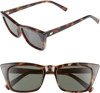 Le Specs I Feel Love 51mm Cat Eye Sunglasses