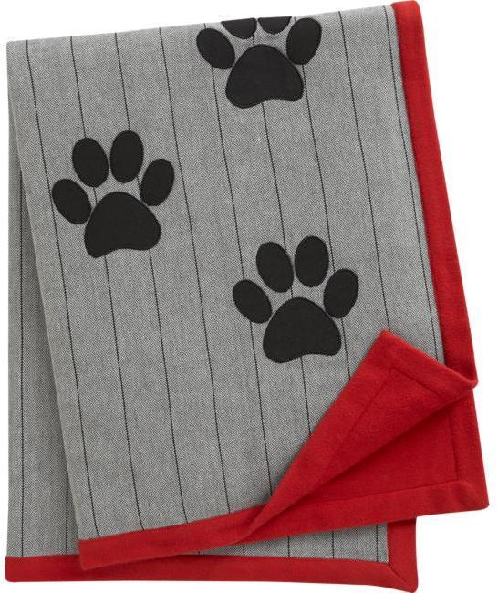 Stripe Dog Blanket