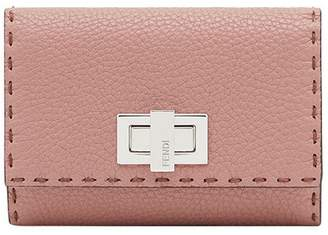 Fendi Peekaboo Selleria wallet